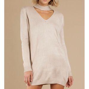 TOBI Teva Sweater Dress